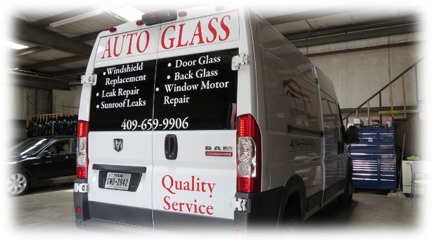 Navarro's Auto Glass in Beaumont